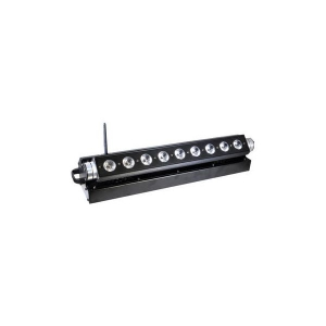 Wireless dmx battery power bar light RGBAW
